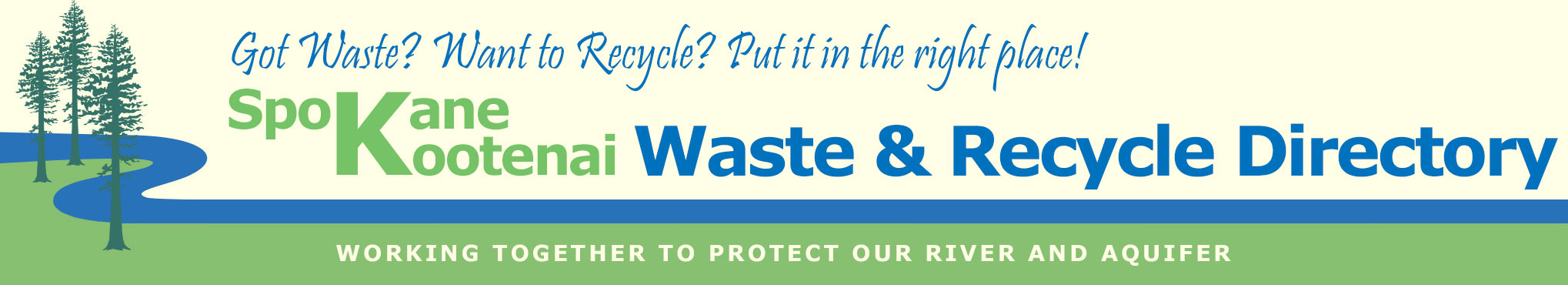Spokane Kootenai Waste and Recycle Directory