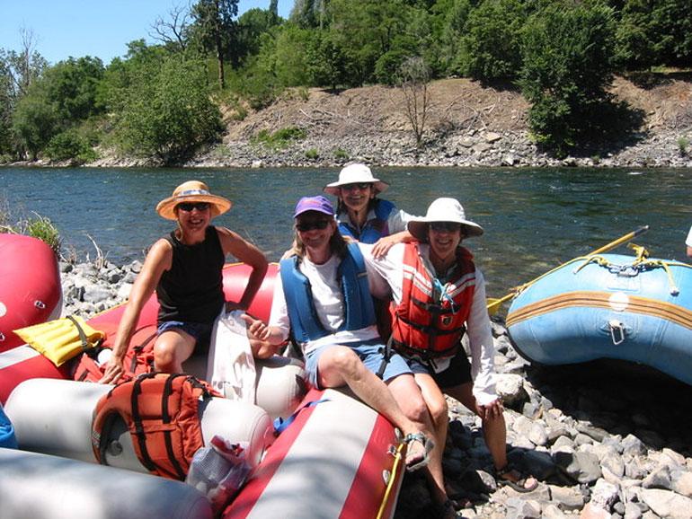 Rafting-Friends