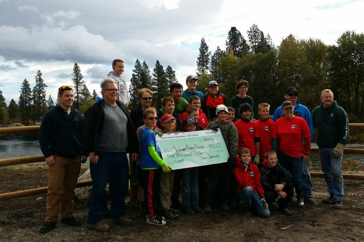 TransCanada supports water trail with millennial perspective