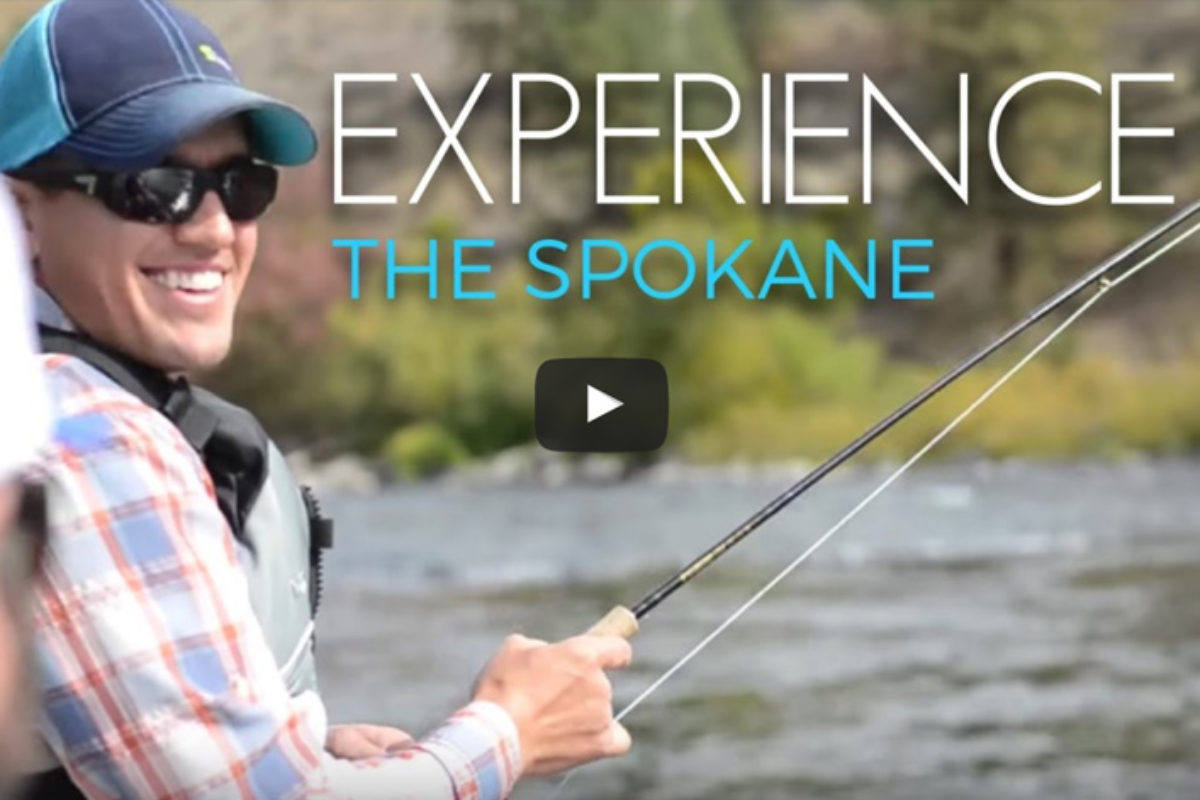 Fly Fishing the Spokane River with Silver Bow Fly Shop