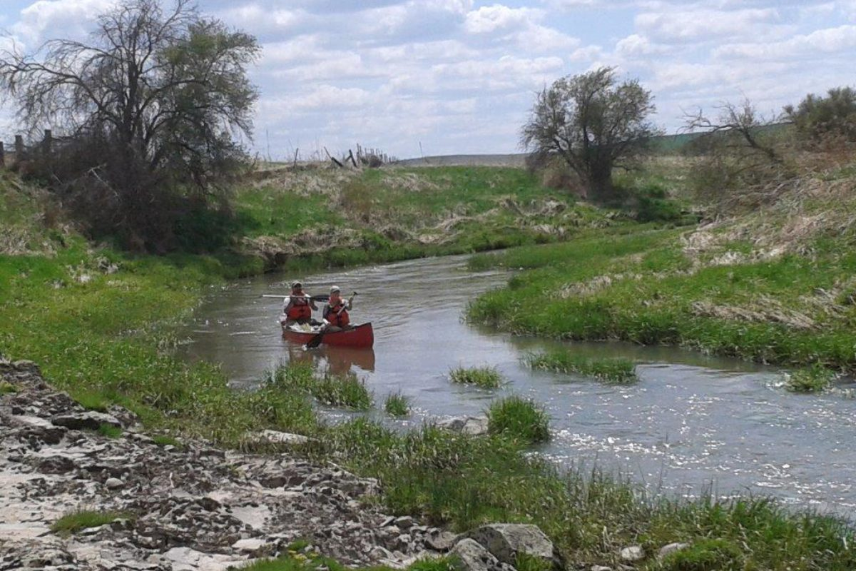 Ecology scientists focus studies on Hangman Creek pollution sources