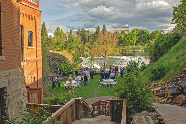 A Successful toast to the Spokane River at Water to Wine